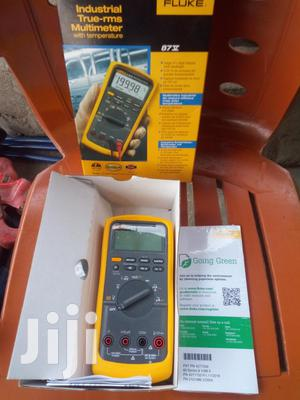 Fluke 87V Industrial True RMS Multi-meter With Temperature   Measuring & Layout Tools for sale in Rivers State, Port-Harcourt