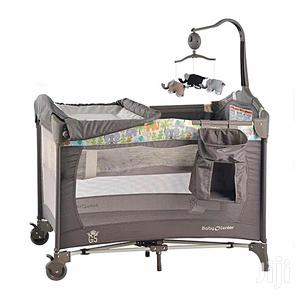 Mamakids Baby Cot Trend Playard With Mosquito Net   Children's Gear & Safety for sale in Lagos State, Lagos Island (Eko)