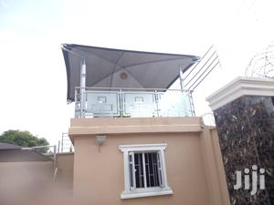 Full Steel Structural With Gavanuzed Pipe Coupled With Original Mesh. | Garden for sale in Lagos State, Alimosho