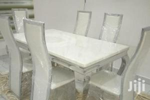 Marble Dining Table | Furniture for sale in Lagos State, Badagry