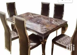 Marble Dining Table   Furniture for sale in Lagos State, Ojodu