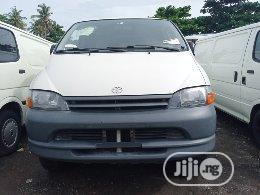 Toyota Hiace 2003 White Container Body | Buses & Microbuses for sale in Lagos State, Apapa