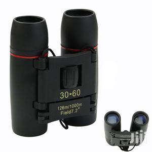 Optic Travel 30 X 60 Folding Day Night Vision Binoculars Telescope | Camping Gear for sale in Lagos State, Ikeja