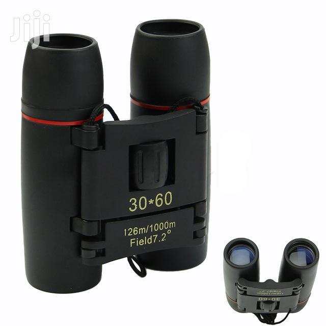 Optic Travel 30 X 60 Folding Day Night Vision Binoculars Telescope