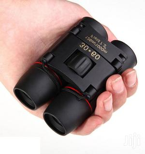 Pocket Size 30 X 60 Folding Day Night Vision Binoculars Telescope | Camping Gear for sale in Lagos State, Ikeja