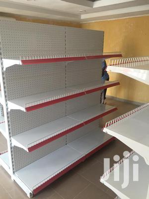 High Quality Metal Grocery Store Gindola Supermarket Shelf | Store Equipment for sale in Lagos State, Lagos Island (Eko)
