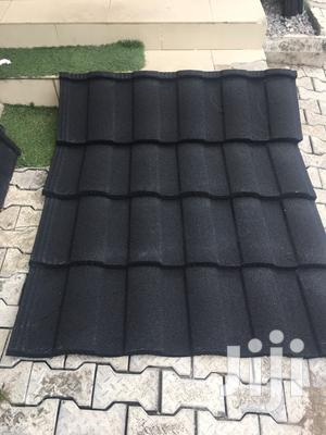 Black Kristin Roman Stone Coated Roofing Sheet   Building Materials for sale in Rivers State, Obio-Akpor