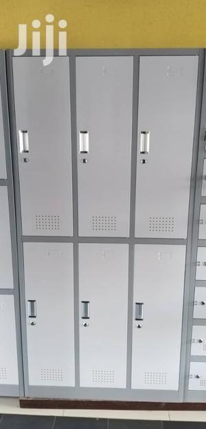 Metal Wardrobe Locker 6 Door Series | Furniture for sale in Lagos State, Ojo