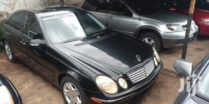 Mercedes-Benz E320 2004 Black | Cars for sale in Anambra State, Onitsha