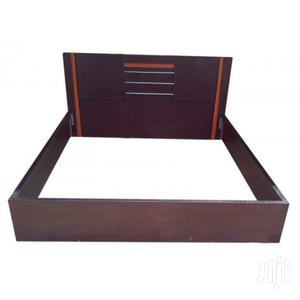 Available Bed Frame 6*6 For Sell | Furniture for sale in Lagos State, Kosofe