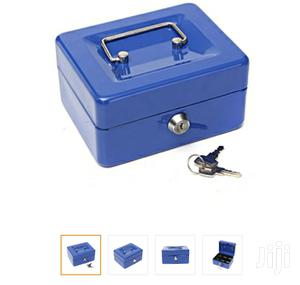 Brand New Imported Metal Petty Cash Box With Key's   Store Equipment for sale in Lagos State