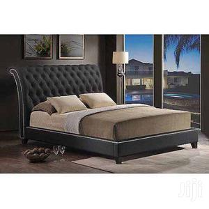 Upholstery Sofas Bed 6*6 It Have 2 Bedside Drawer   Furniture for sale in Lagos State