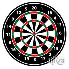 Get Your Dartboard Game At Favour Sports Shop   Books & Games for sale in Rivers State, Port-Harcourt