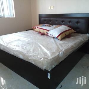 Bed Frame With Mattress   Furniture for sale in Lagos State, Lekki