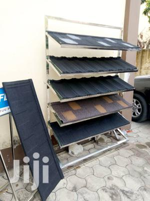 Stone Coated Roofing Sheet 012   Building Materials for sale in Lagos State, Lekki