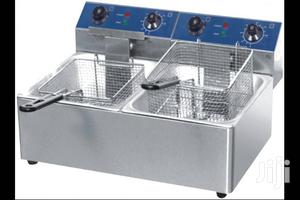 Double Basket Electric Deep Fryer | Restaurant & Catering Equipment for sale in Lagos State, Ojo