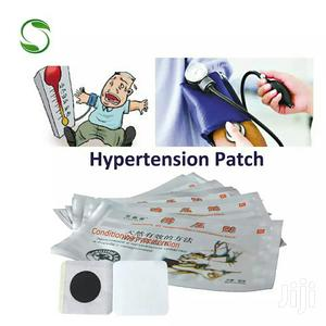 1O Pieces Hypertension- High Bptreatment Patch/Plaster | Bath & Body for sale in Rivers State, Port-Harcourt