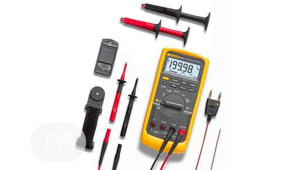 Fluke 87V True RMS Digital Mulitmeter