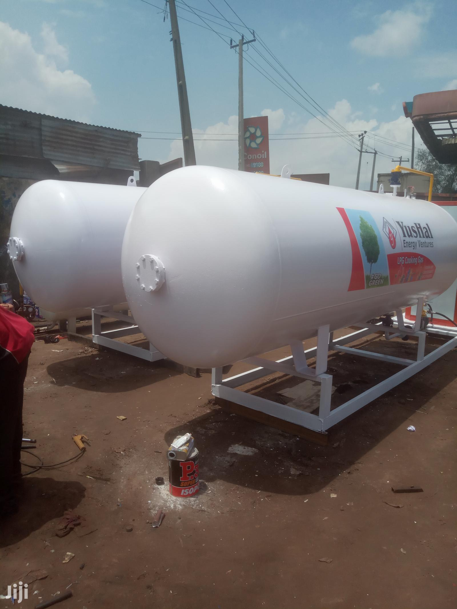 Lpg Gas Tank Installation | Building & Trades Services for sale in Ikare Akoko, Ondo State, Nigeria