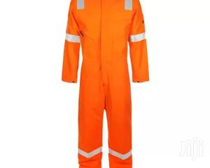 Reflective Coverall Fire Retardant   Safetywear & Equipment for sale in Lagos State, Lagos Island (Eko)