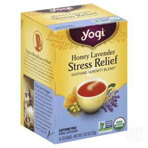 Organic Honey Lavender Stress Relief Tea - 16 Bags - 29g | Meals & Drinks for sale in Lagos State, Ifako-Ijaiye