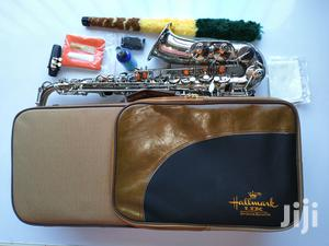 Hallmark-uk High Quality Alto Saxophone(Silver) | Musical Instruments & Gear for sale in Lagos State, Ojo