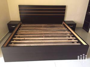 Bed Frame 6x6. With 2bedside Drawer   Furniture for sale in Lagos State, Surulere