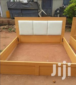 Bed Frame 6x6 With 2bedside Drawer   Furniture for sale in Lagos State, Surulere