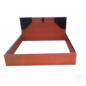 New Design Bed Frame 6x6 With 2 Bedside Drawer   Furniture for sale in Lagos State, Surulere