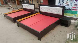 Bed Frame 6x6 With 2 Bed Side Drawer   Furniture for sale in Lagos State, Yaba