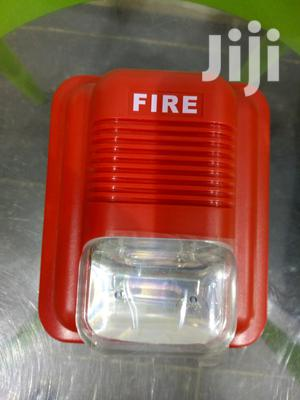 Fire Alarm Siren With Flasher | Safetywear & Equipment for sale in Lagos State, Ikeja