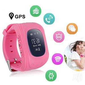 Kid Gps Smart Watch Gps Kids Tracker Watch Smart Phone Watch   Smart Watches & Trackers for sale in Lagos State, Ikeja