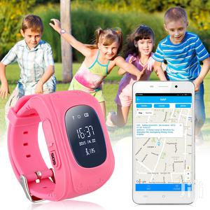 Kids Tracker Smart Watch   Smart Watches & Trackers for sale in Lagos State, Ikeja