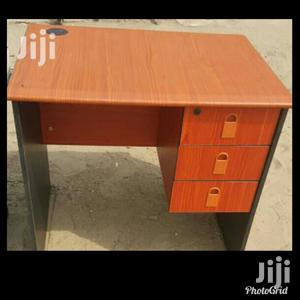 Imported Best Quality 001 Office Table With Drawers   Furniture for sale in Lagos State, Ajah