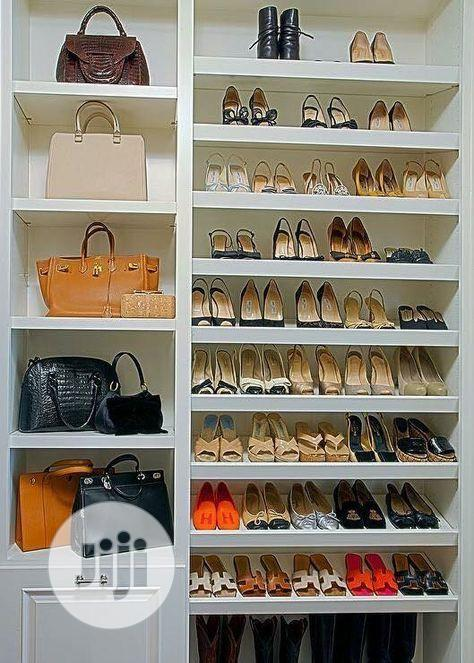 Shoe Rack With Bag 10step