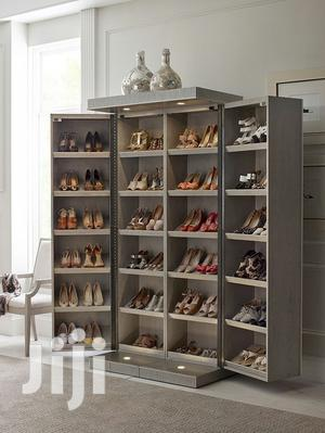 Cabinet Shoe Rack With Space for Bag | Furniture for sale in Lagos State, Lekki