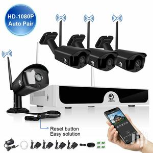 Jooan 4ch 1080P Nvr 2mp Wireless Security Camera CCTV System   Security & Surveillance for sale in Lagos State, Ikeja