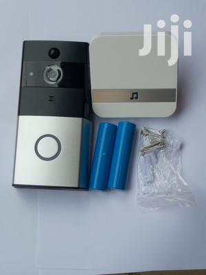 Smart Wifi Doorbell With Support Micro Card To 32G With Ringer Bell | Home Appliances for sale in Lagos State, Ikeja
