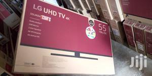 LG Android Smart Led TV 55 Inches   TV & DVD Equipment for sale in Lagos State, Ojo