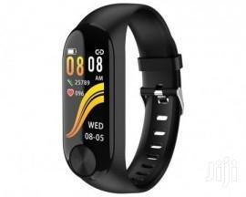 H1100 Havit Smart Bracelet Watch   Smart Watches & Trackers for sale in Ikeja, Lagos State, Nigeria