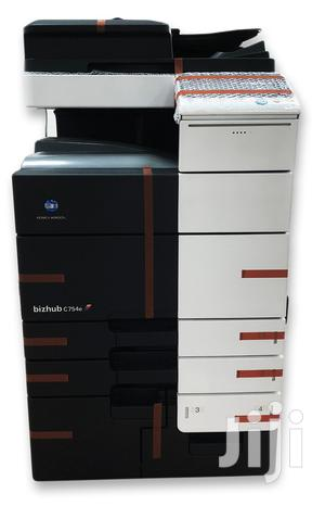 Bizhub C754e | Printers & Scanners for sale in Lagos State, Surulere