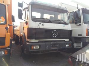 Mercedes-Benz 1820 2007 White   Trucks & Trailers for sale in Lagos State, Apapa