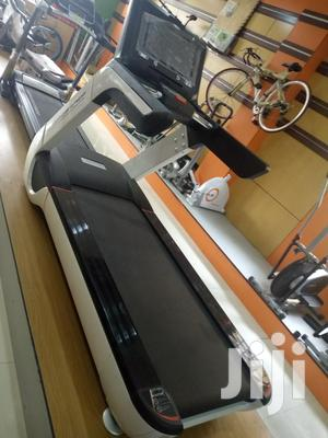 6hp Commercial Motorized Treadmill   Sports Equipment for sale in Lagos State, Surulere