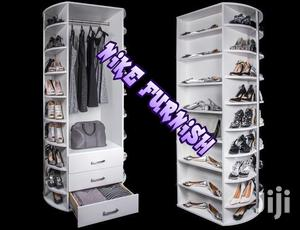 Shoe Rack, Bag, Hanger For Clothes, 3drawer | Furniture for sale in Lagos State, Ajah