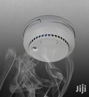 Wireless Smoke Detector ( Battery Type) | Safetywear & Equipment for sale in Abuja (FCT) State, Gwarinpa