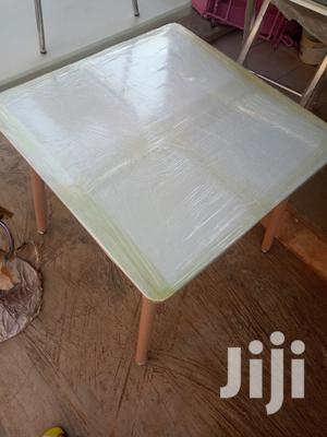 Imported High Quality Whitening Wooden Leg Table | Furniture for sale in Lagos State, Lekki