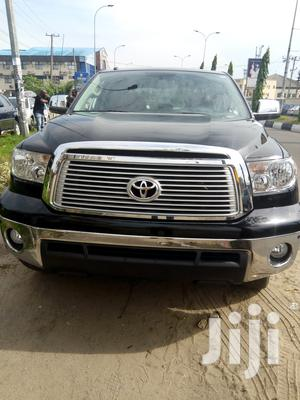 Toyota Tundra 2012 Double Cab 4x4 Limited Black | Cars for sale in Rivers State, Port-Harcourt