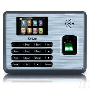 ZKT Zkteco Tx628 Tcp/Ip Fingerprint Time Attendance Fingerprint | Safetywear & Equipment for sale in Lagos State, Ikeja