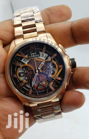 Carrera Carrera Wrist Watch   Watches for sale in Lagos State, Lagos Island (Eko)