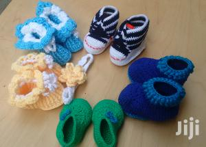Crochet Booties | Baby & Child Care for sale in Lagos State, Oshodi